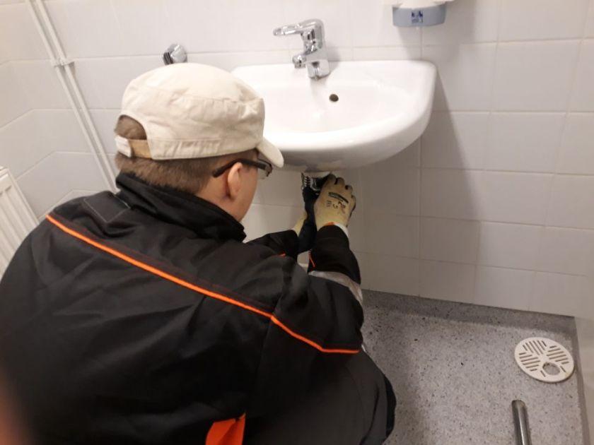 Hajulukon puhdistus (002)